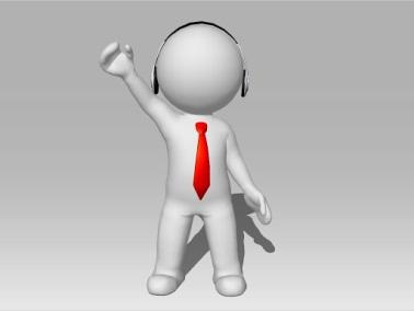 3D Marketing Man - 120 Grafiken