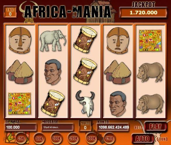 Africamania