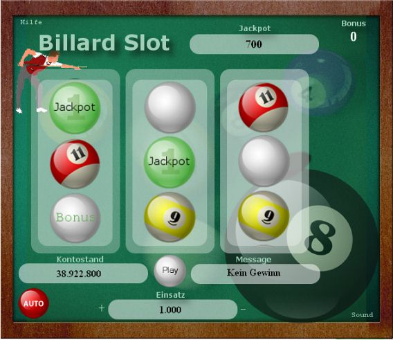 BillardSlot