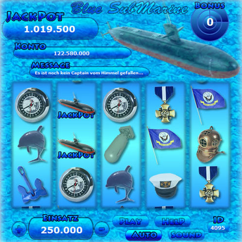 BlueSubmarine