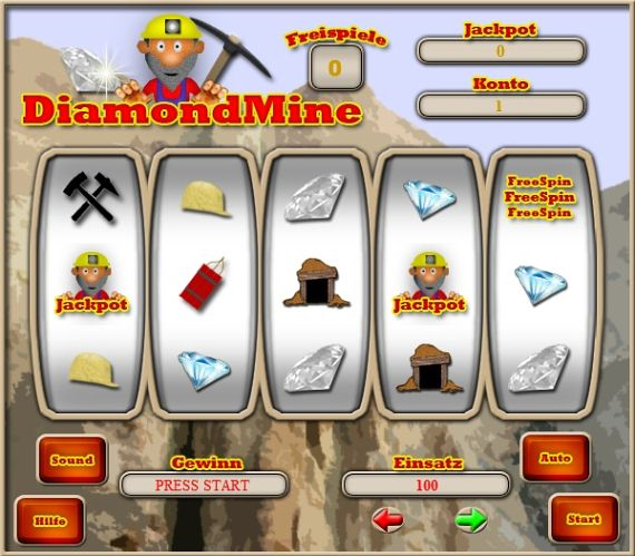 Diamond Mine - VMS-VMS2-FWX-SA