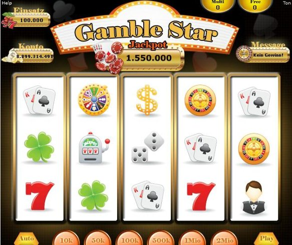 Gamble Star
