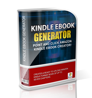 Kindle eBook Generator