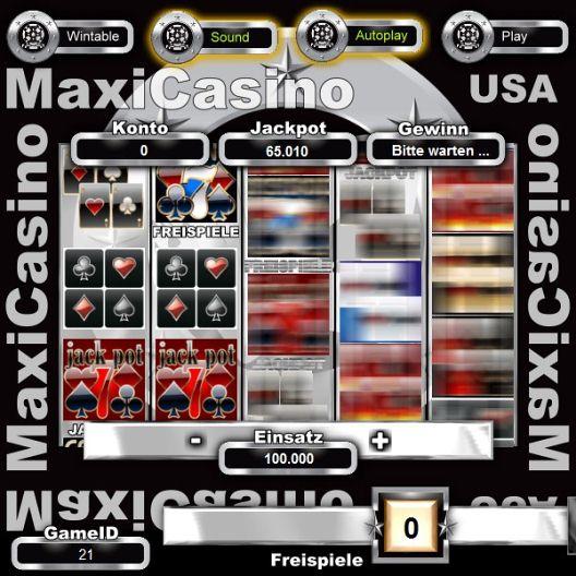 S4M - MaxiCasino