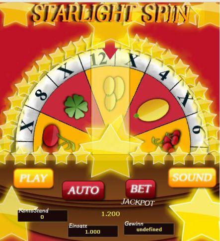 Starlight Spin