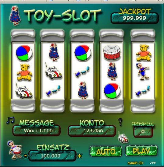 Toy-Slot