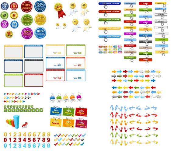 WebGraphicsPack Vol1