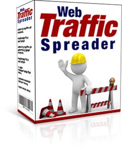 Web Traffic Spreader