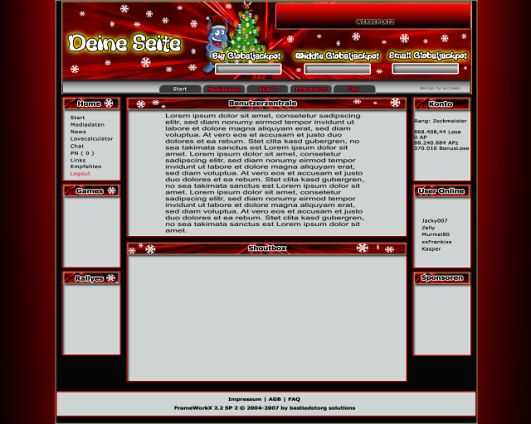Weihnachts-Design 2