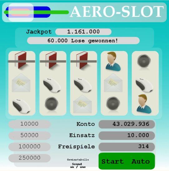 Aero-Slot