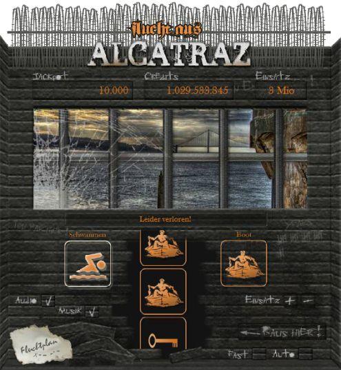 Alcatraz - 50:50