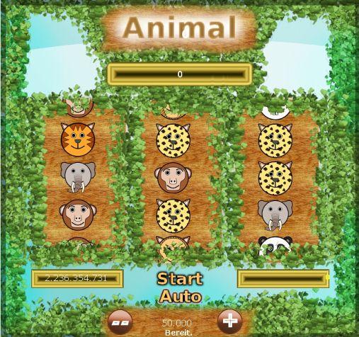 Animal-Slot