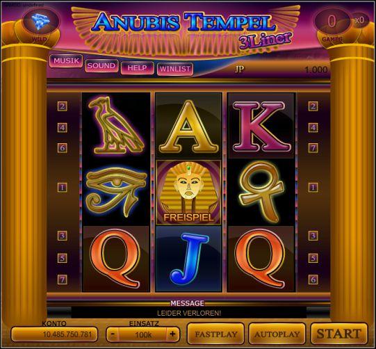 Anubis Tempel 3 Liner - CF