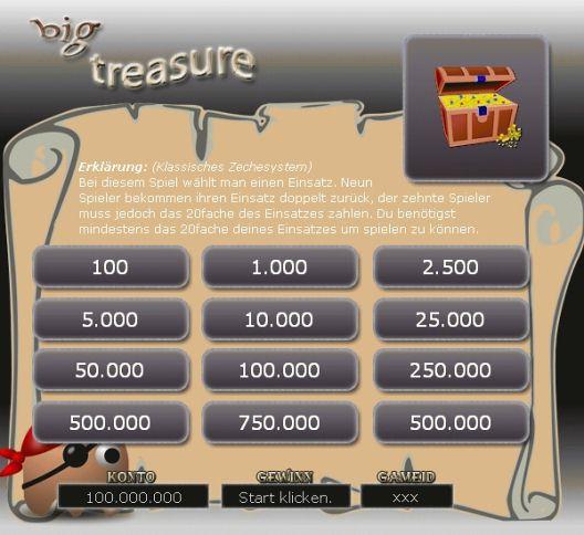 Big Treasure