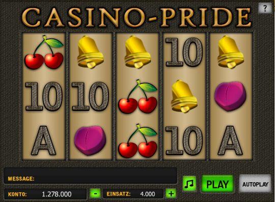 Casino Pride 2 - CF