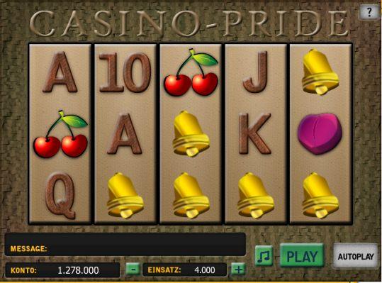Casino Pride 3 - CF