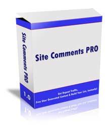 SiteCommentsPro