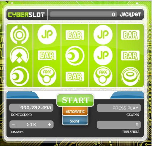 Cyberslot