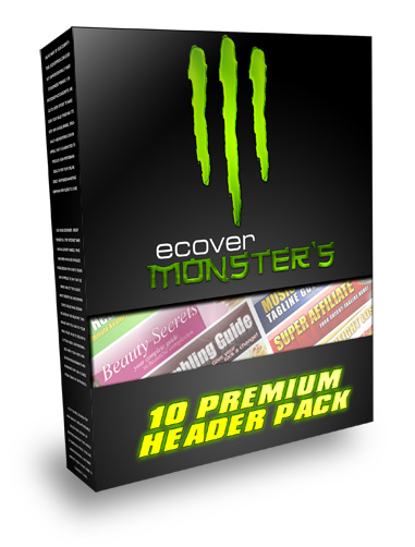eCover Monsters 3