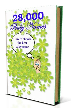 28.000 Baby Names