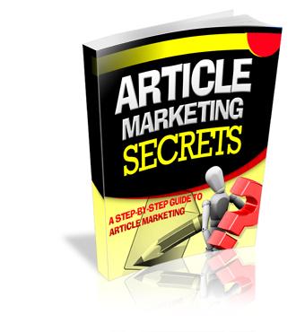Articles Marketing Secrets