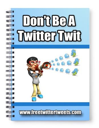 Don't Be A Twitter Twit