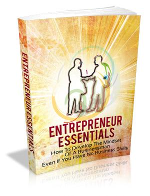Entrepreneur Essentials