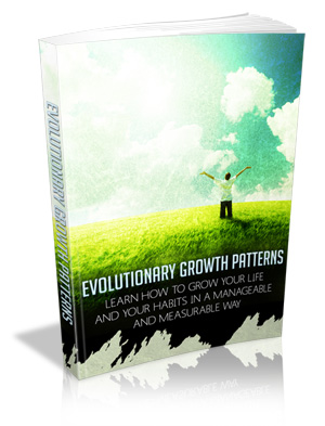 Evolutionary Growth Patterns