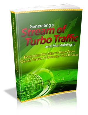 Generating a Stream of Turbo ...