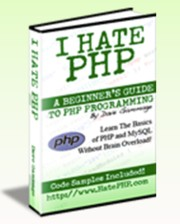 I Hate PHP