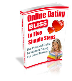 Online Dating Bliss in 5 Simple Steps
