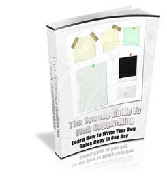 Speedy Guide To Web Copywriting