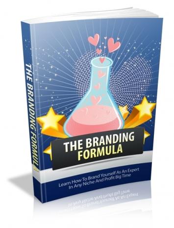 The Branding Formula