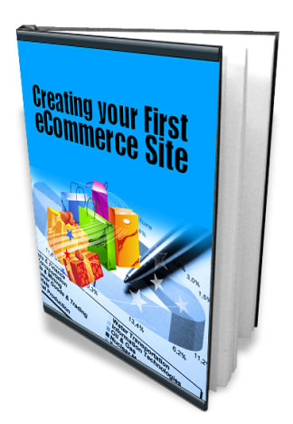 Your First Ecommerce Site