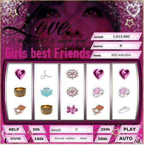 Girls Best Friends