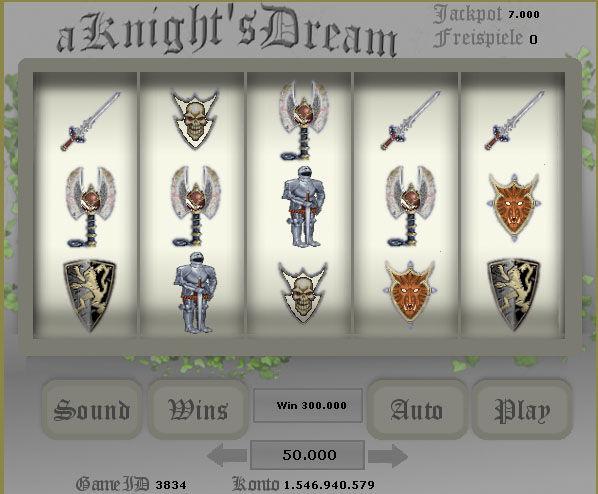 A Knights Dream