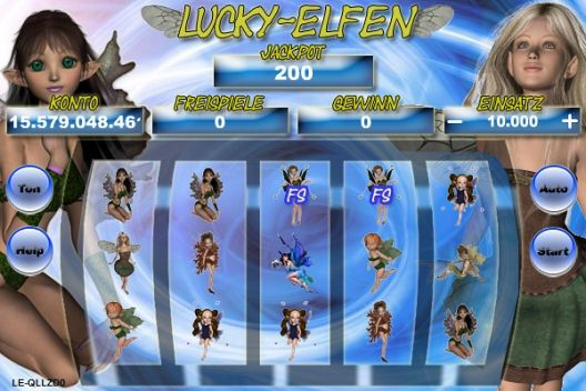 Lucky Elfen
