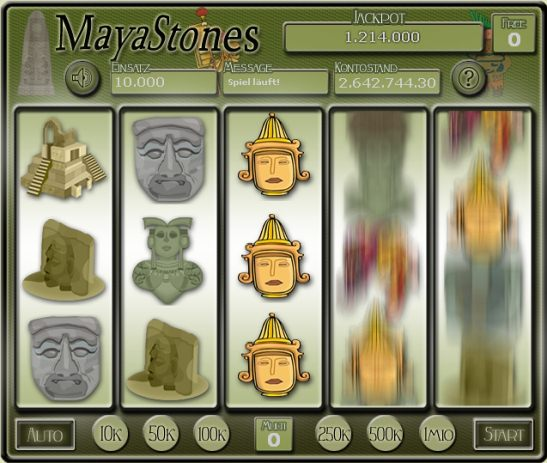 Mayastones