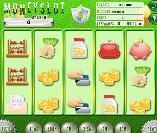 Moneyslot