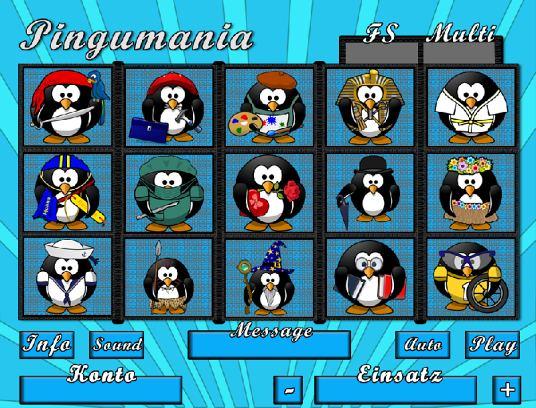 Pingumania