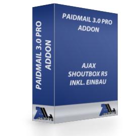 Ajax Shoutbox R5 inkl. Einbau