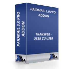 Transfer - User zu User