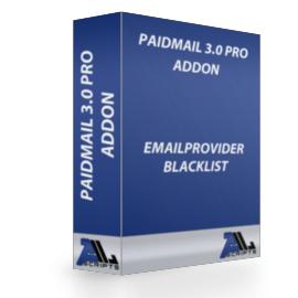 Emailprovider Blacklist