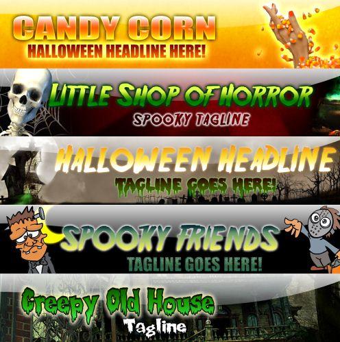 5 Halloween - Header