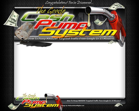 Cash Pump System