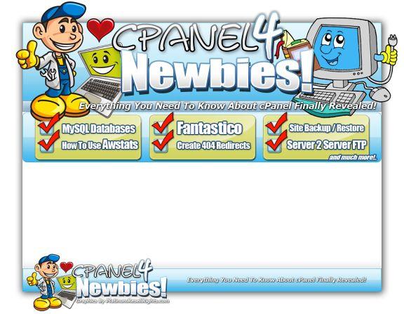 cPanel4Newbies