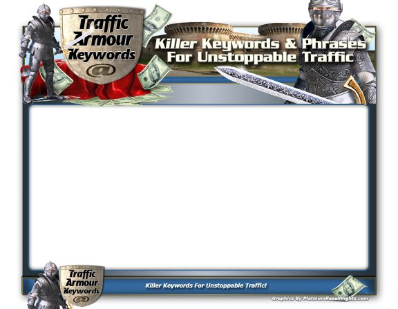 TrafficArmourKeywords