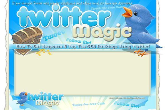 TwitterMagic