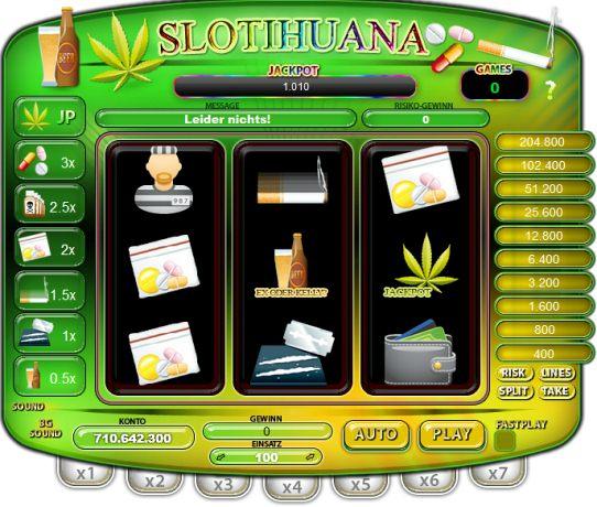 Slotihuana - CF