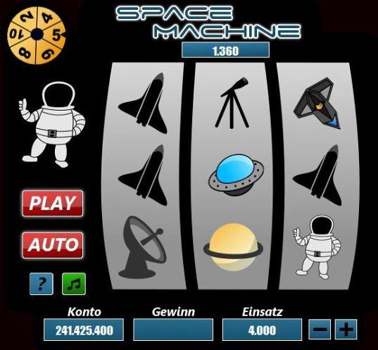 Space Maschine - CF